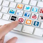 Social Media - Keyboard
