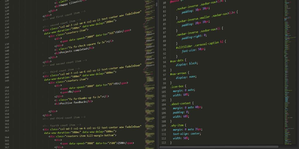 Adaptive Design layout in HTML