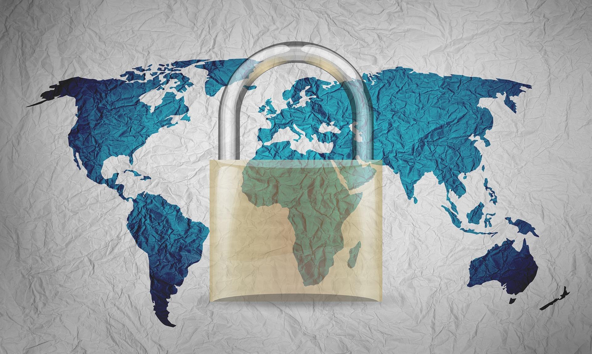 Global secure search SSL certificates