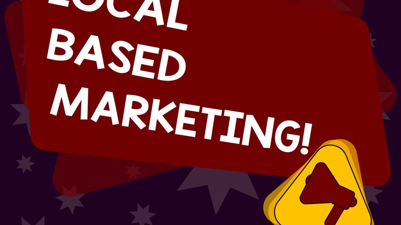 Marketing your brand locally, 5 tips for small businesses