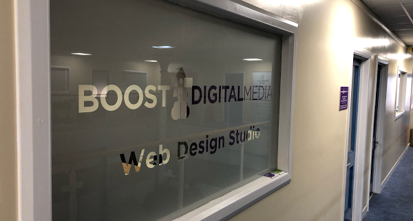 Boost Digital Media Web Design Studio, Torquay