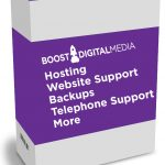 Website Support Packages Now available.